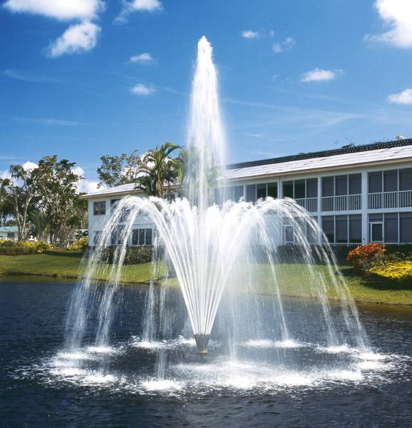 Проектирование фонтанов